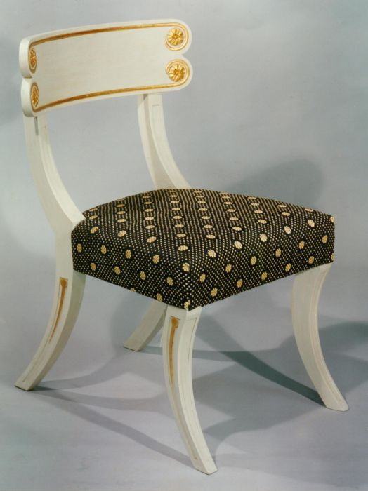 Hicks Furniture Dining chairs furniture by thomas messel klismos chair for david hicks sisterspd