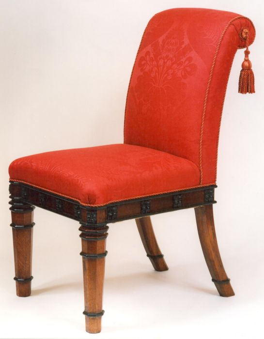Pugin Chair for Alidad