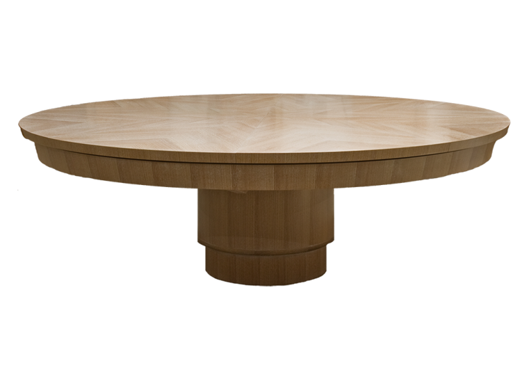Metamorphic Capstan Table for Ingrao