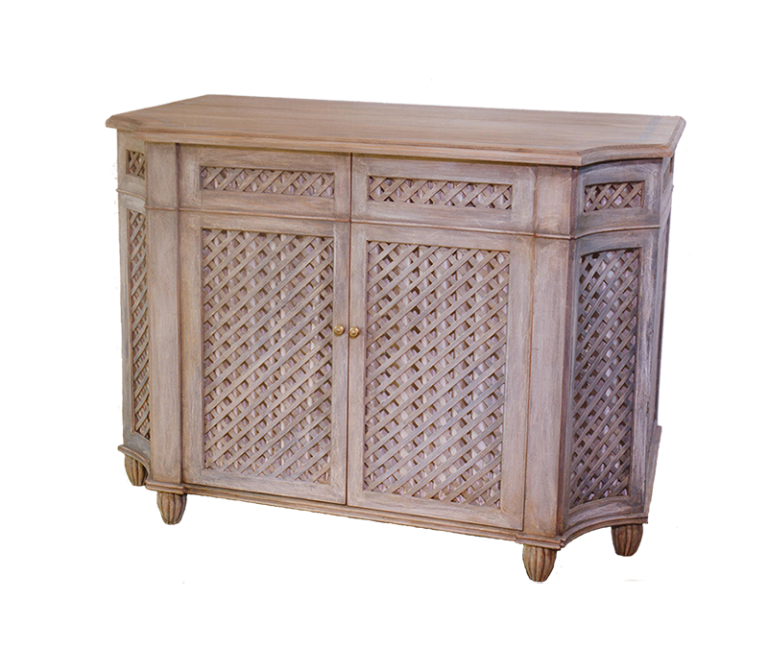 Trellis Cabinet for Amanda Murray