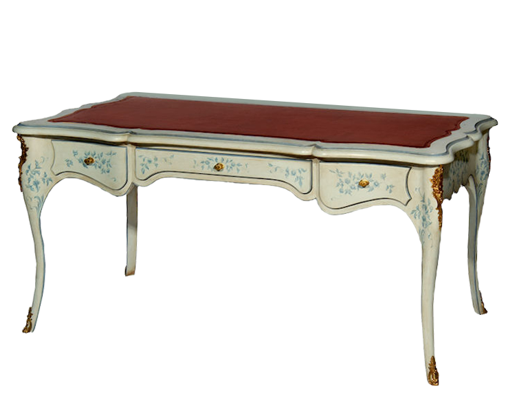 Painted Dressing Table for Robert Couturier