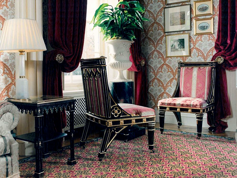 Pugin Chairs for The Crown Estates