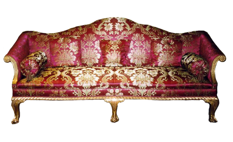 Giltwood Sofa for Alidad